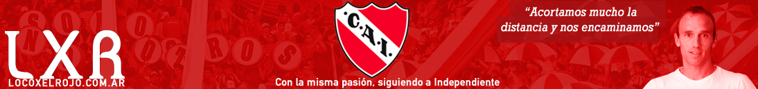LocoXelRojo.com.ar – Club Atletico Independiente